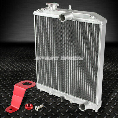 For Honda Civic 3-Row Full Aluminum Racing Radiator EG EH EJ
