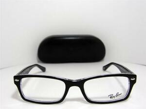 b80293894e2 Hot New Authentic Ray Ban Eyeglasses RB 5206 2034 52mm RX 5206 MMM ...