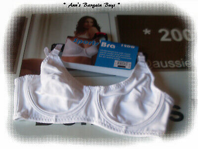 Women's Lingerie, Intimates * Women's-*-size 12dd-*-sports Bra-*-workout-yoga-*-white-bnwt * Clothing, Shoes, Accessories