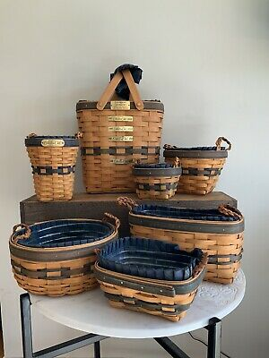New!! Longaberger Collector Club WOODLAND BASKET PLASTIC PROTECTOR