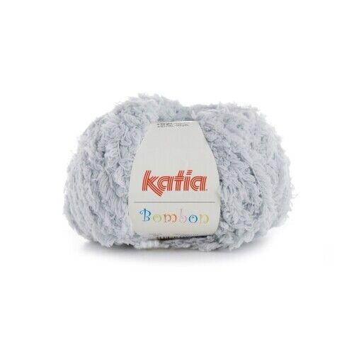 206 - 50 g // ca BOMBON von Katia PERLA 85 m Wolle