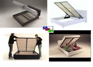 Dettagli su Sistema di apertura per letti a ribalta a sollevamento letto  contenitore