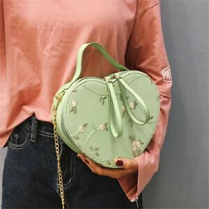LC/_ Lady Shoulder Bag Tote Messenger Crossbody Satchel Women Fur Ball Handbag