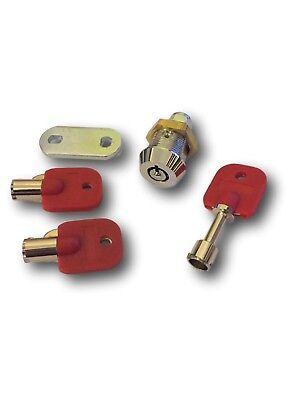 7 Pin Tubular Camlocks 28mm 38mm 13mm 16mm 30mm 2 keys only 22mm