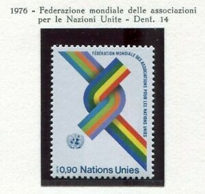 19540) United Nations (Geneve) 1976 MNH New Wfuna