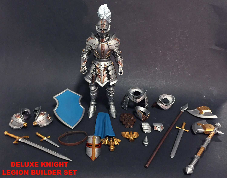 Mítico legiones convenio de sombra de Lujo Caballero constructor Four Horsemen Nuevo