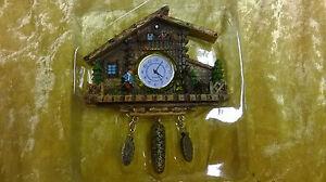 Miniatura-Reloj-Cucu-Iman-Selva-Negra-Reloj-Regalo-Souvenir-Reloj-digital-Oso
