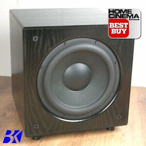 BK XXLS400FF Active  Subwoofer Black Ash NEW  Warranty  UK Manufactured - <span itemprop='availableAtOrFrom'>Essex, Essex, United Kingdom</span> - Genuinely faulty goods will be replaced or money refunded, however we must be advised of any faulty goods as soon as possible. We will arrange pick up at our cost any defective items - <span itemprop='availableAtOrFrom'>Essex, Essex, United Kingdom</span>