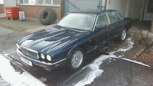 Image Is Loading Jaguar Xj6 X300 Breaking For Parts Only