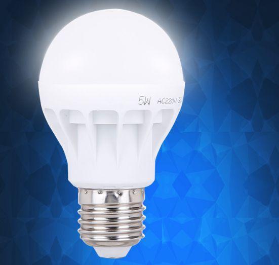 E27 3W Energy Saving LED Light Bulb Lamp Cool White 220V Free Ship