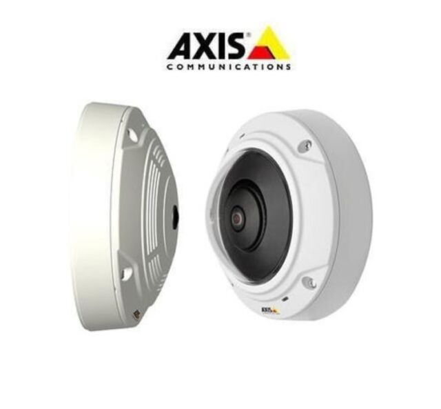 Axis M3007 P 360/180 Panoramic View Network Camera Vandal Proof Fisheye IP CCTV