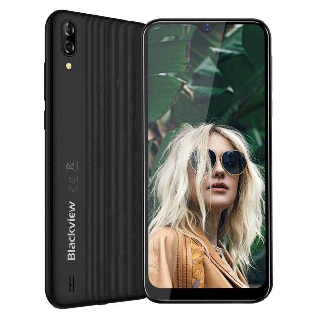 Blackview A60 Teléfono Móvil Android 8.1 1GB+16GB Dual SIM Smartphone 4080mAh