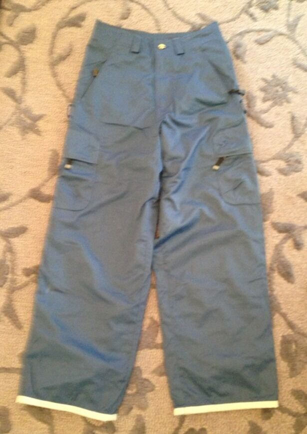 BILLABONG SNOWBOARD PANT L dark bluee outerwear Ideal Series Waterproof   for your style of play at the cheapest prices