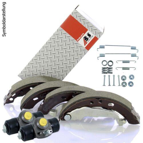 kit de montage pour HYUNDAI ACCENT 1.3 i 1.5 i Cylindre de frein Mâchoires De Frein