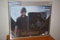 Sony Playstation 4 Final Fantasy Xv: Limited Edition Console Sealed Vga 85+