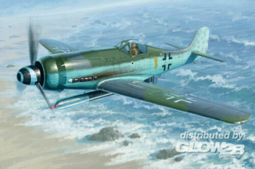 Hobby Boss 81720 plástico modellbau aviación Focke-Wulf fw190d-12 r14