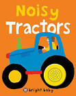 Noisy Tractors by Roger Priddy (Board book, 2010)