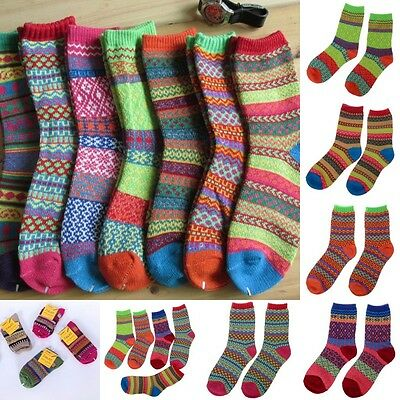 2014 New Casual Cotton Socks Multi-Color Mens Womens Sock Fashion Design Xmas