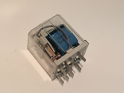 DEC Type MC1 Relay 240VAC Coil SP-Change Over 10A OM0330