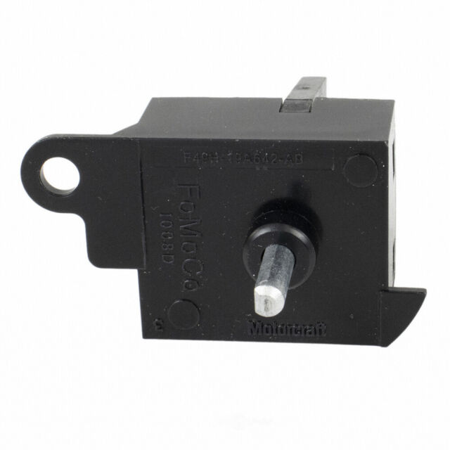 Hvac Blower Control Switch Front Motorcraft Yh 1934 For Sale Online Ebay