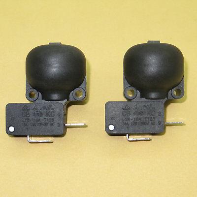 High Power UL Listed Tip Over Shutoff Switch Fire Safety Tilt Sensor Shut Off