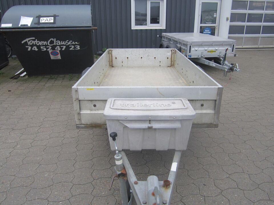 Trailer Agados-750, lastevne (kg): Agados-750