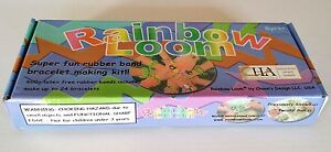 600-Rainbow-Loom-Kit-Rubber-Bands-25-Clips-1-Hook-amp-Free-2-packs-loom-bands