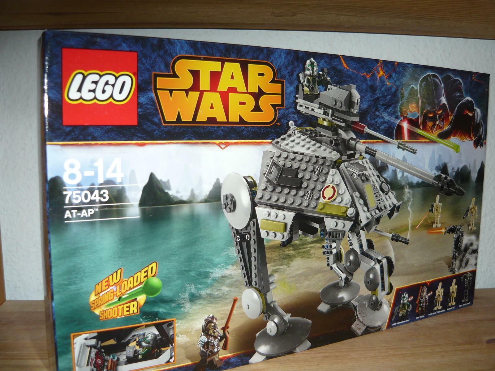 Lego Star  Wars AT-AP 2014+ovp neu -- nouveau --  les dernières marques en ligne