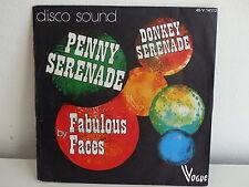 FABULOUS FACES Penny serenade 45V 14112