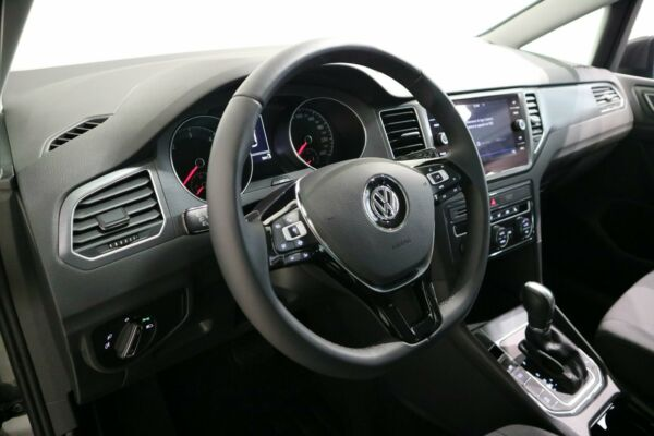 VW Golf Sportsvan 1,6 TDi 115 Comfortline DSG billede 4