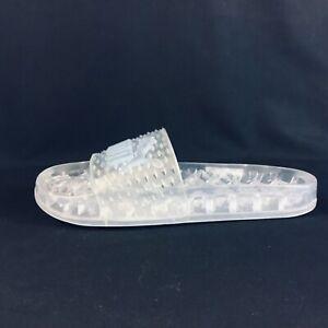 innovative design cd3af 9f503 Details about PUMA FENTY By Rihanna Jelly Slide Sandals, Clear, Size 7.5  SRP $90