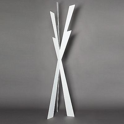 Appendiabiti da Terra in Ferro Zeus design moderno Arti e Mestieri cod.2954  | eBay