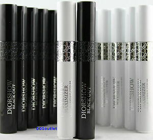 DIOR-Diorshow-BLACK-OUT-mascara-MAXIMIZER-lash-plumping-serum-UNboxed