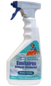 Newflore-Cleaner-Disinfectant-Sanitary-Scent-Fresh-500ML-Wc-Bathroom