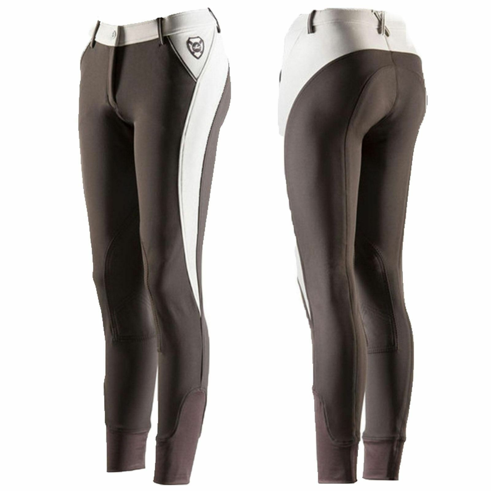 Equi-Theme Ladies Selena Technical Ekkitex Breathable Water Resistant Breeches