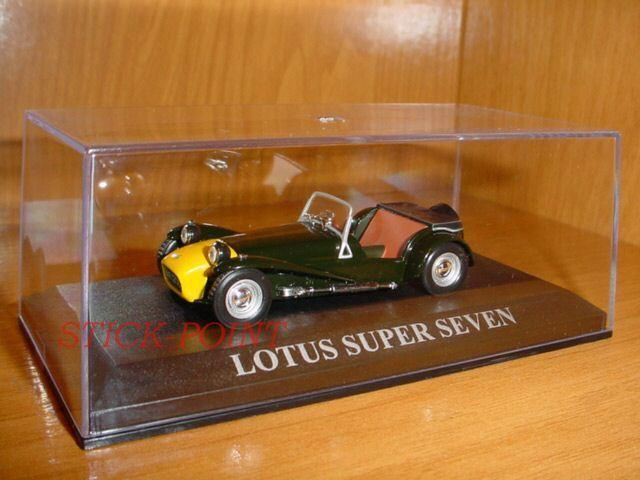 LOTUS SUPERSEVEN SUPER-SEVEN 1 1 1 43 MINT 444017