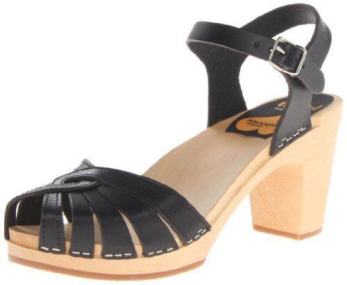 Swedish Hasbeens  Womens Fredrica Heeled Sandal- Pick SZ color.