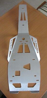 Yamaha Raptor 660R Full Chassis Skid Plate 2001-2006