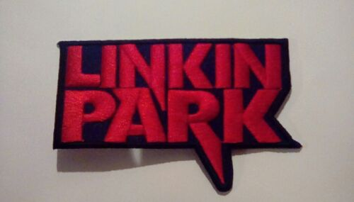 PUNK POP METAL MUSIC SEW ON /& IRON ON PATCH:- LINKIN PARK ROCK