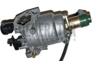 Carburetor PowerLift GG5500, GG7000, GG7000C 13HP, 16HP Gas Generator Carb Parts