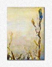 Zao Wou-Ki      UNTITLED     100 x 70 cm  STAMPA SU TELA  QUADRI CANVAS