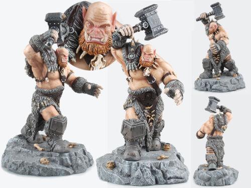 WOW World of Warcraft Ogrim Doomhammer Horde Warchief Figurine No Box