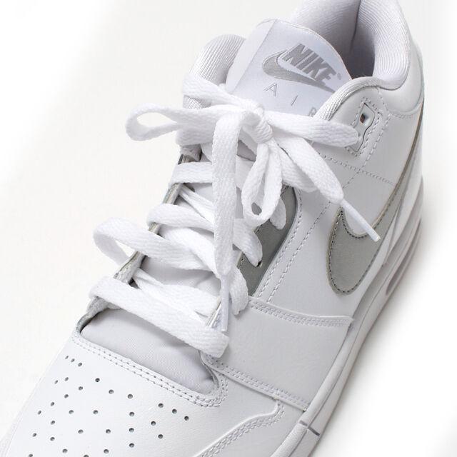 nike air stepback männer - basketball - schuhe, weiße 654476-102 / metallic - silber 654476-102 weiße de5432