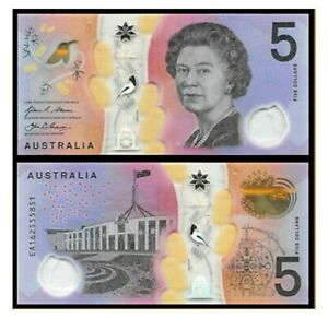 Australia-5-Dollars-2016-Polymer-RBA-Security-Information-Sheet-A4-QE-II-UNC