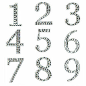 5cm-Self-Adhesive-Diamante-Number-Stickers-Craft-Card-Making-Birthday-Age-Gem