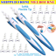 Ear-Wax-Soft-Cleaner-Removal-16-head-earwax-Remover-Spiral-Safe-Tip-Tool-Cleaner thumbnail 1