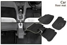 Black Colour-3D Car Floor Mat/Folded Mats Perfect Fit-Maruti Suzuki New Swift