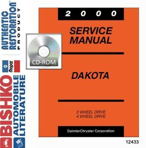 image is loading 2000-dodge-dakota-truck-shop-service-repair-manual-