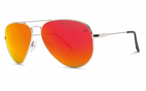 NEW Electric AV1 Large Sunglasses-David Gonzales Silver-Fire-SAME DAY SHIPPING!