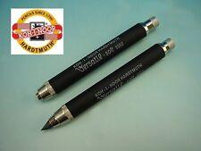 KOH-I-NOOR VERSATIL BLACK MECHANICAL PENCIL WITH SHARPENER LEAD SIZE 5.6mm 5353